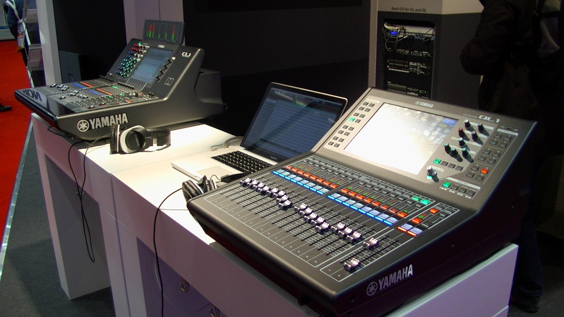 Yamaha CL1  ĂŠs QL1.JPG