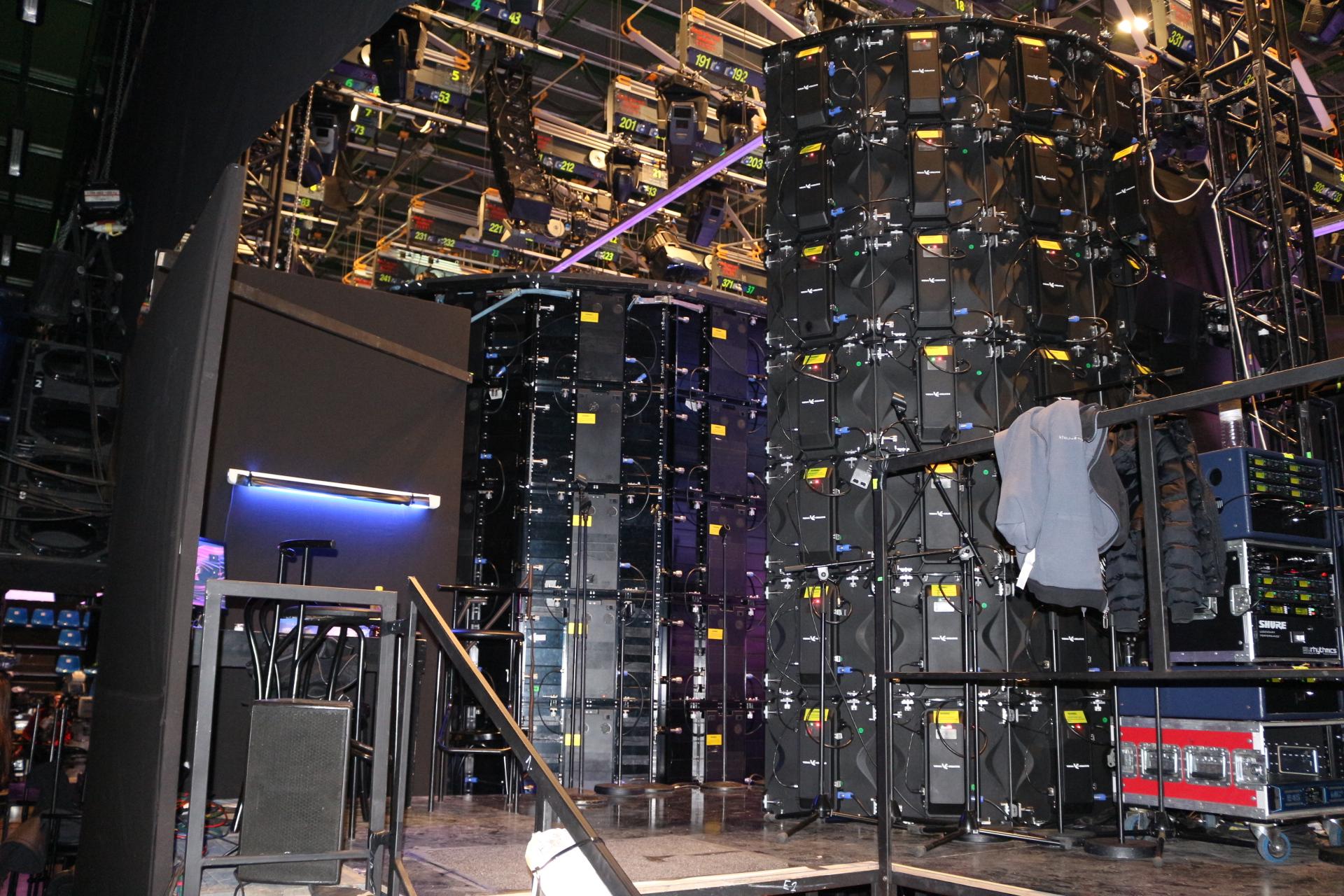 A Back stage -  LED egysĂŠgek hĂĄtĂşlrĂłl.JPG