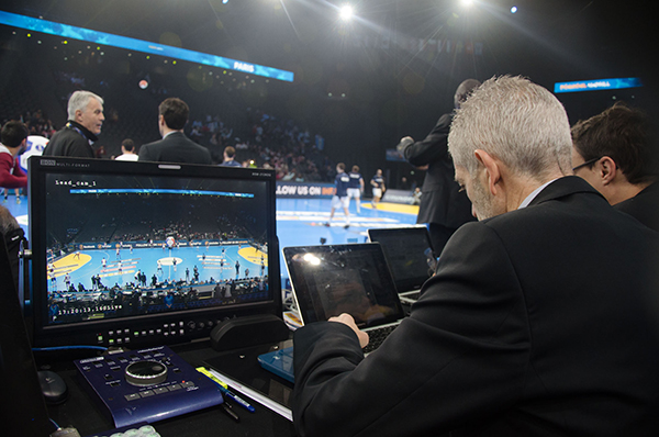 videoReferee at IHF World Championships08.jpg