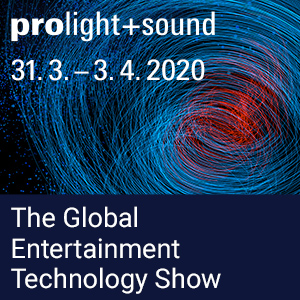 PROLIGHT+SOUND 2020