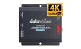 Ultra HD, 4K HDMI jelek nagytávolságú továbbítása