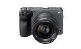 Sony FX3 full-frame kamera - filmezésre tervezték