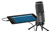Audio-Technica mikrofonok