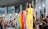 ARRI  SkyPanel lámpák a Vogue divatbemutatóján