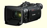 A Canon bemutatta négy professzionális videokameráját